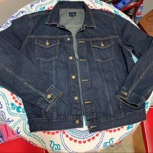 Vintage J. Crew denim jacket